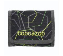 Peněženka coocazoo CashDash, Laserbeam Black,183897