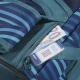 Školní batoh coocazoo ScaleRale, Zebra Stripe Blue, certifikát AGR,183877
