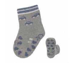 Sterntaler 8111901 Protiskluzové ponožky, ABS i na nártu, Sterntaler
