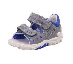Dětské sandálky Superfit 0-600030-2500 FLOW