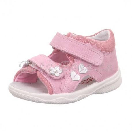 Dětské sandálky Superfit 0-606096-5500 POLLY