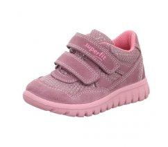 Dětská celoroční obuv Superfit 0-609191-9000 SPORT7 MINI