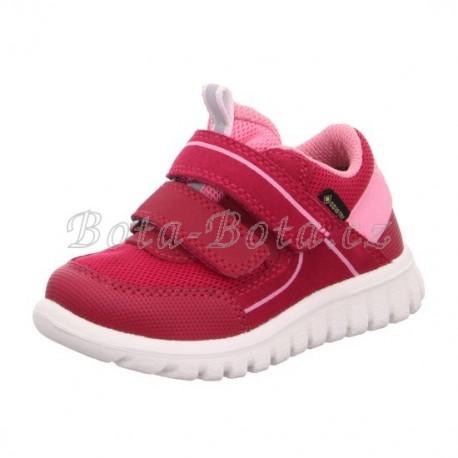 Dětská celoroční obuv Superfit 0-606197-5000 SPORT7 MINI GTX