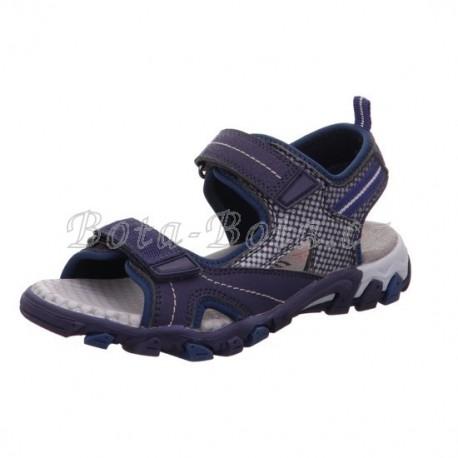 Dětské sandále Superfit 0-609450-8000 HIKE