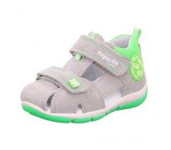Dětské sandále Superfit 0-609142-2500 FREDDY