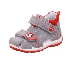 Dětské sandále Superfit 0-600144-2500 FREDDY
