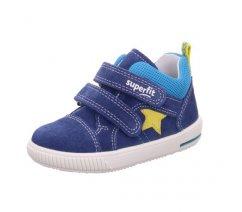 Dětská celoroční obuv Superfit,0-609352-8000, MOPPY