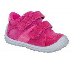 Dětské celoroční boty POLY fuxia