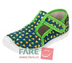Dětské barefoot přezuvky Fare 5102432