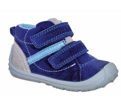 Dětské celoročni boty Protetika LEON Denim