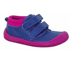 Dětské celoročni barefoot boty Protetika RONY Lila