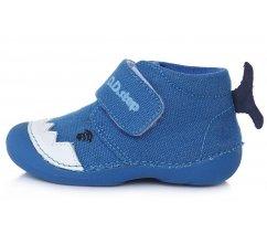 Dětské celoroční boty DDstep C015-630