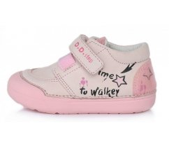 Dětské celoroční boty DDstep 066-709A