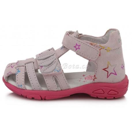 Dětske sandále DDstep AC290-788A