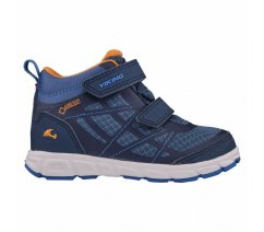 Viking 3-47305-574 Veme Mid GTX,navy/denim