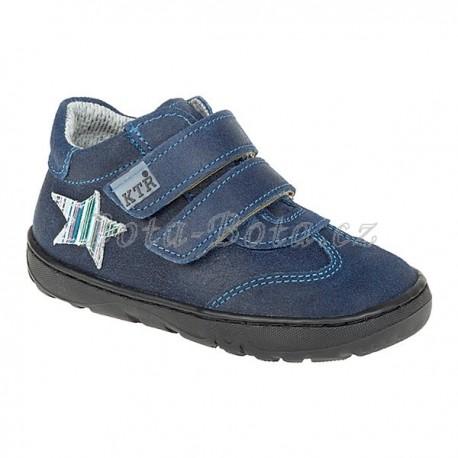 Dětská celoroční obuv KTR 190/1 modrá