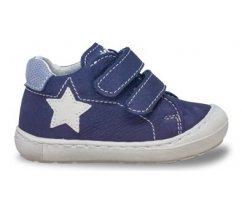 Dětská celoroční obuv barefoot Ciciban 302301 Buggy NAVY