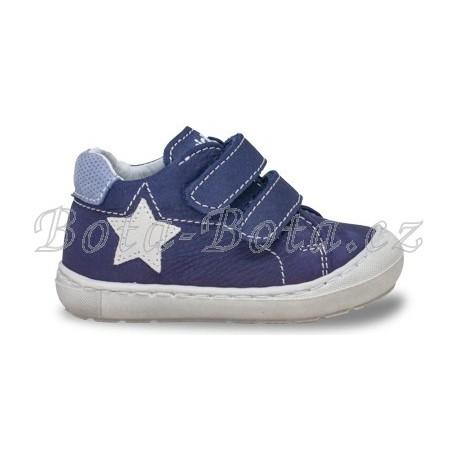Dětská celoroční obuv Ciciban 302301 Buggy NAVY