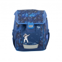 Hama Školní aktovka pro prvňáčky Astronaut,  Super lehká, hmotnost 0,65 kg,129243