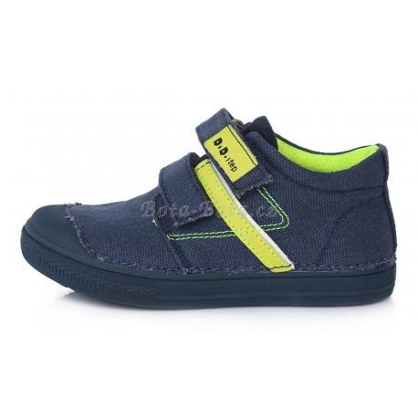 Dětské celoroční boty DDstep C049-544