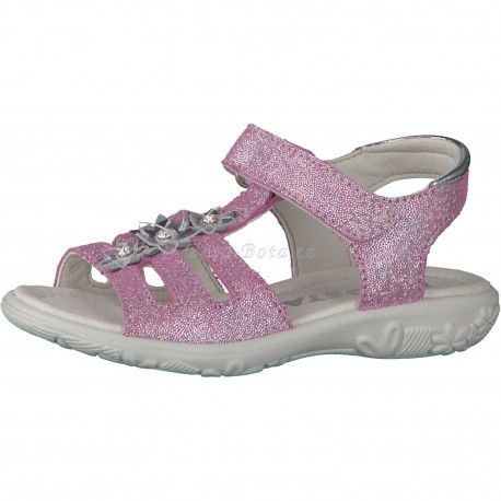 Dětské sandálky RICOSTA 64228-341 Cleo rosada