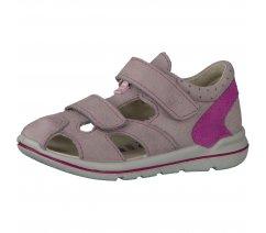 Dětské sandále RICOSTA 30201-321 Kaspi viola
