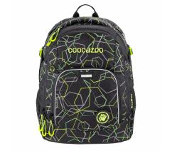 Školní batoh coocazoo RayDay, Laserbeam Black,129644
