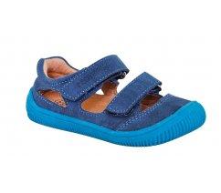 Dětské letní sandály Protetika BERG NAVY