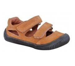 Dětské letní sandály Protetika BERG BROWN