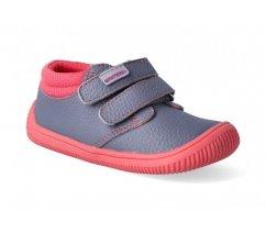 Dětské celoroční boty Protetika RONY Koral - barefoot