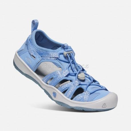 Keen 1022888 MOXIE SANDAL C-DELLA BLUE/VAPOR, US 11