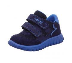 Dětská celoroční obuv Superfit 1-006191-8000 SPORT7 MINI