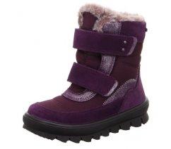 Dětská zimní obuv Superfit 1-009214-8500 FLAVIA