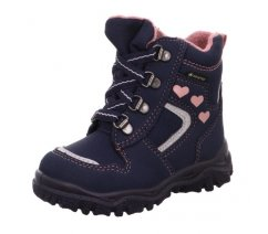 Dětská zimní obuv Superfit 1-000046-8000 HUSKY1