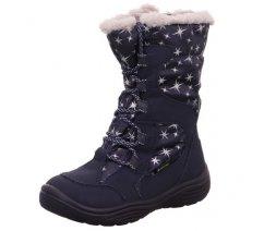 Dětská zimní obuv Superfit 1-009095-8000 CRYSTAL
