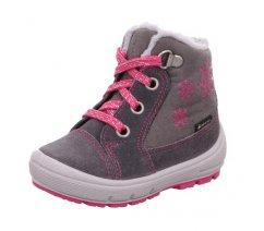Dětská zimní obuv Superfit 1-009307-2000 GROOVY