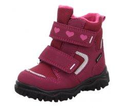 Dětská zimní obuv Superfit 1-000045-5010 ,HUSKY1