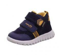 Dětská celoroční obuv Superfit 1-009199-8000 SPORT7 MINI