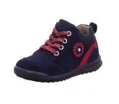 Dětská celoroční obuv Superfit 1-006372-8000 AVRILE MINI