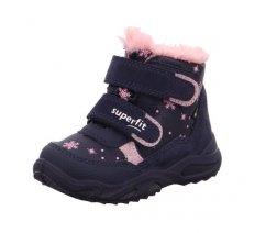 Dětská zimní obuv Superfit 1-009226-8000 GLACIER