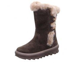 Dětská zimní obuv Superfit 1-009216-3000 FLAVIA