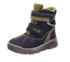 Dětská zimní obuv Superfit 1-009077-8000 MARS