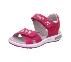 Dívčí sandále Superfit 0-606132-5500