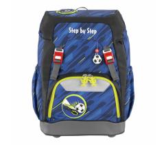 Školní batoh Step by Step GRADE Fotbal,129658