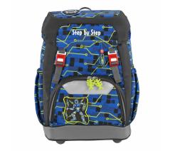 Školní batoh Step by Step GRADE Robot ,129662