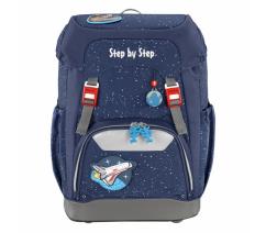 Školní batoh Step by Step GRADE Vesmírná raketa,129654