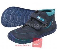 Dětské celoroční boty Fare BARE 5121203