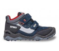 Dětské zimní boty Ciciban 808333 Sport navy