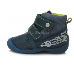 DDstep 015-401 zimní obuv