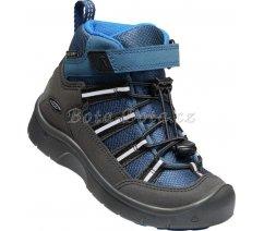 Dětské celoroční boty Keen 1022781 HIKEPORT 2 SPO MID WP C-MAJOLICA /SKY DIVER
